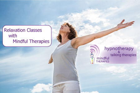 Relaxation classes with Mindful Therapies.